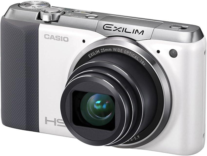 Casio EXILIM ZR EX-ZR700 - Cámara Digital (16.1 MP Compacto 1/0.0906 mm (1/2.3) 18 x 4 x 4.5-81 mm) (Importado)
