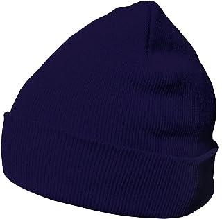 e1be015b5b DonDon Bonnet pour l'hiver avec design classique et moderne