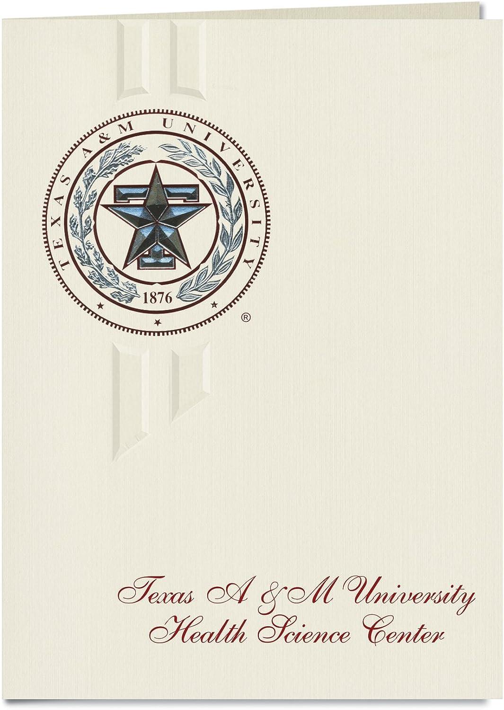 Signature Ankündigungen Texas Texas Texas A & M Gesundheit Science Center – College von APOTHEKE Abschluss Ankündigungen, eleganten Stil, Elite Pack 20 mit Metallic Folie Dichtung B0793GSF4M  | Modisch  a4f1e6