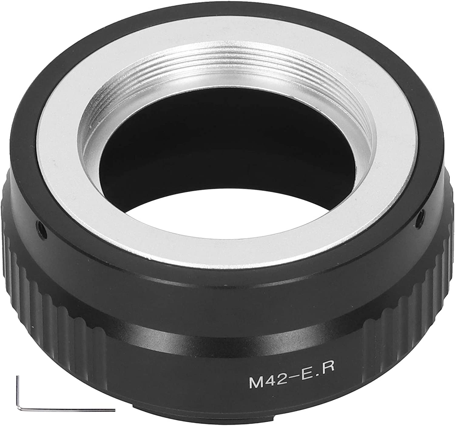 Goshyda Lens Popular overseas Adapter M42‑ EOS R Inventory cleanup selling sale Canon Ring for