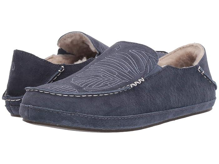 Nohea Slipper  Shoes (Cloud Grey/Monstera) Women's Slippers