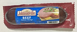 12oz Johnsonville Beef Summer Sausage, Pack of 2