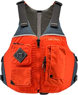 Ronny Life Jacket PFD for Recreation, Fishing, and Touring Kayaking