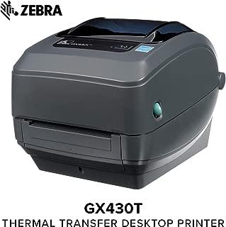 zebra gx43 102510 000