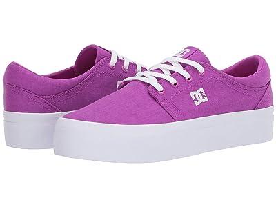 DC Trase Platform TX (Purple) Women