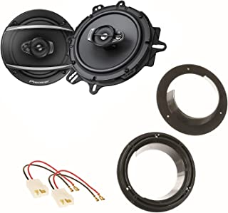 Opel Agila Sinustec Lautsprecher 100mm Koax Armaturenbrett oder Dachhimmel Hinten 00-07