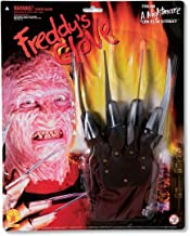 Nightmare On Elm Street Freddy Costume Glove Deluxe Adult