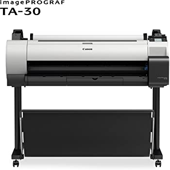 "Canon Image PROGRAF TA-30 with Stand 36"" Large Format Inkjet Printer"