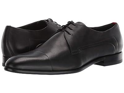 BOSS Hugo Boss Appeal Derby Shoe (Black) Men