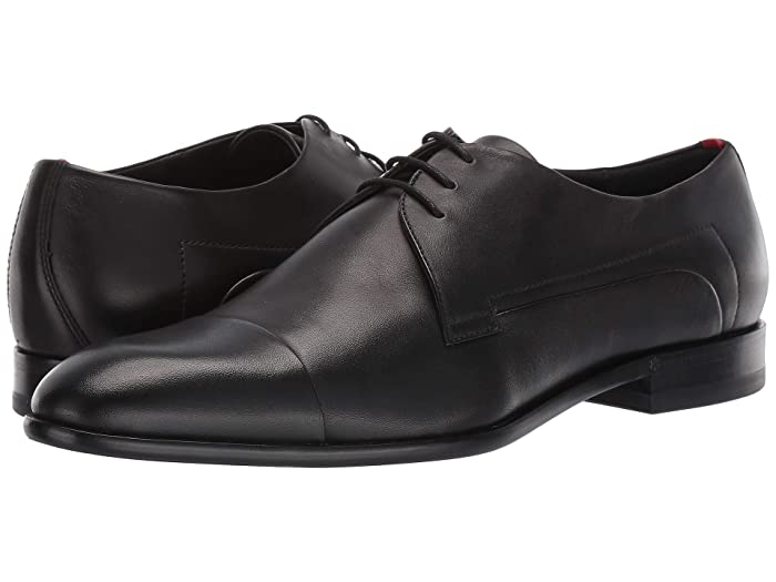 UPC 747476730498 product image for BOSS Hugo Boss Appeal Derby Shoe (Black) Men's Shoes | upcitemdb.com