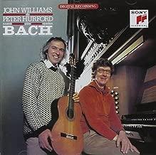 John Williams & Peter Hurford Play Bach