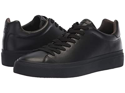rag & bone RB1 Low Top Sneakers (Black) Men
