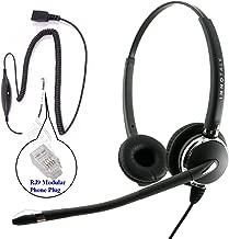 gn netcom phone headset