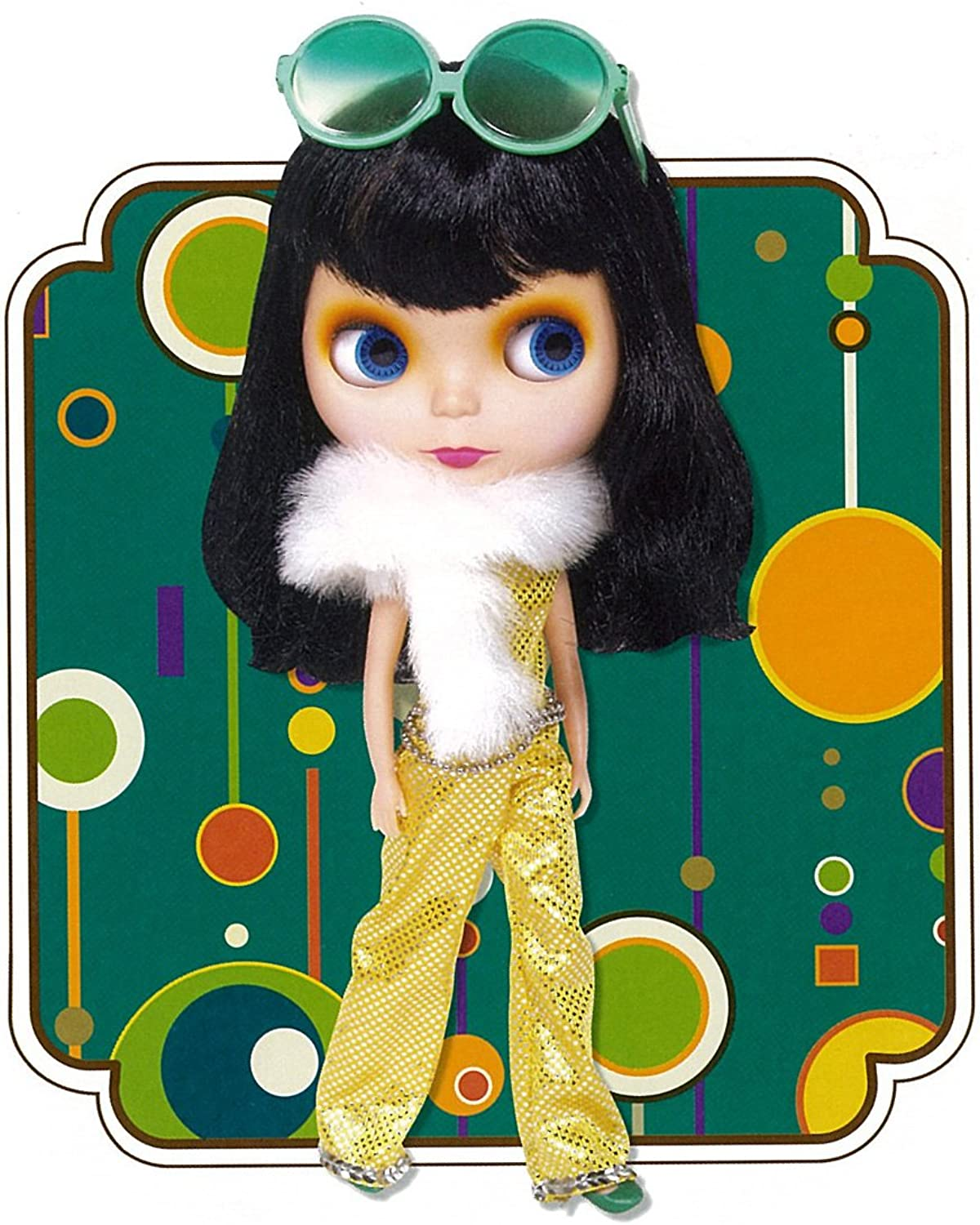 Petite Blythe gold All in one PBL15 (japan import)