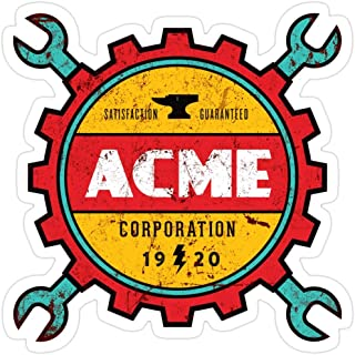 Story Storm Store Acme Stickers (3 Pcs/Pack)