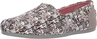Skechers Women's Bobs Plush-Playdate Ballet Flat