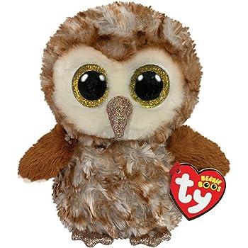 Ty Beanie Babies 37221 Boos Owen the Owl Boo