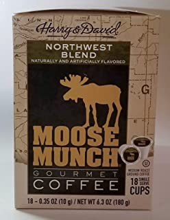 Best moose munch coffee northwest blend Reviews