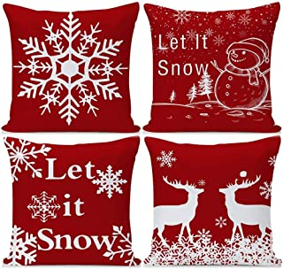 Best christmas pillow covers 20 x 20 Reviews