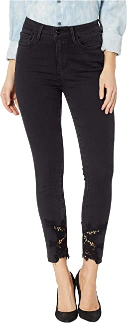 Stiletto High-Rise Ankle Skinny in Charlie