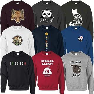 Random 3 Pack of Tim and Ted Sweatshirts