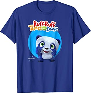 Dave - Ruff-Ruff, Tweet and Dave Comfortable T-Shirt