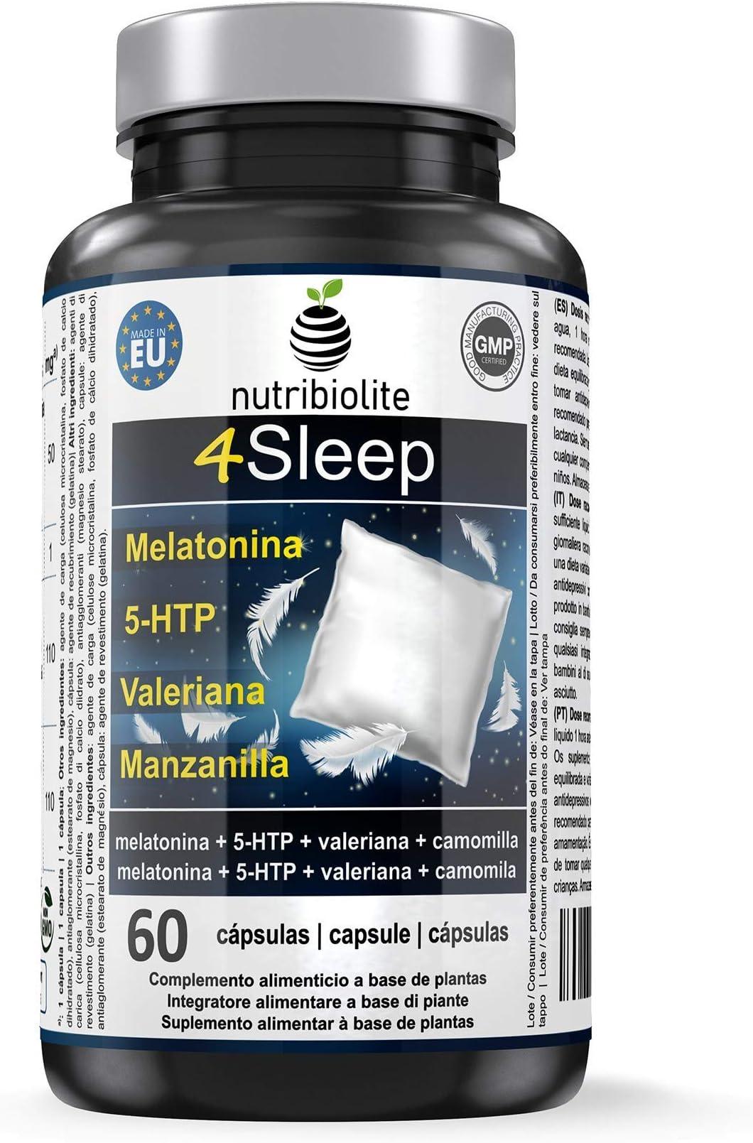 Melatonina para dormir dosagem