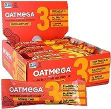 Nutrition Bar Chocolate Peanut Crisp Oatmega Bar Gluten-Free Egg-Free 1 8 Ounce Pack of 12 Estimated Price : £ 44,95