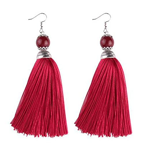 782ff16de Multiware Bohemian Vintage Long Tassel Earrings Elegant Earrings Jewelry  Long Fringe Dangle Gift
