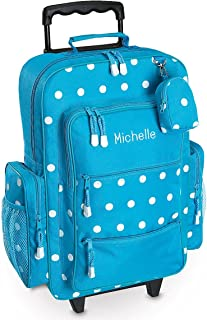 girls personalized luggage