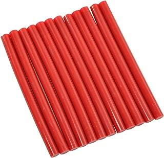 GlueSticksDirect Red Colored Glue Stick Mini X 4