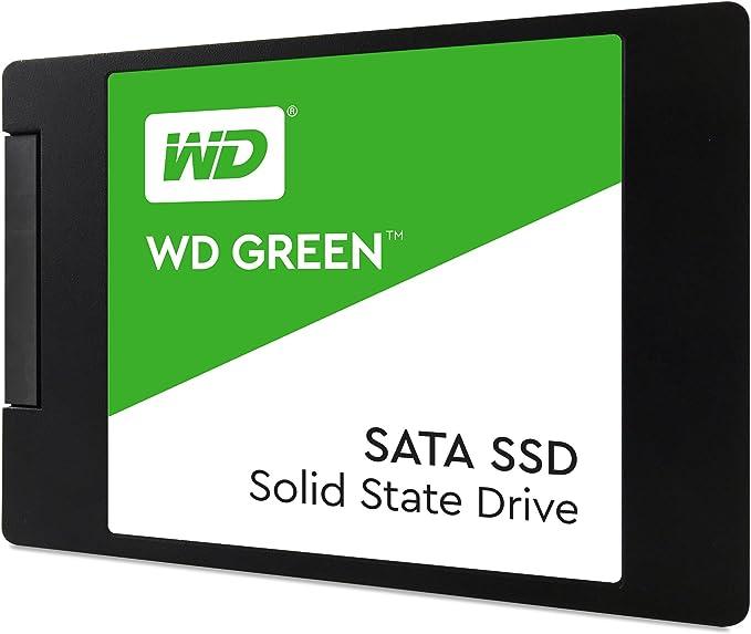 Western Digital Green 120 GB Internal SSD 2.5 Inch SATA