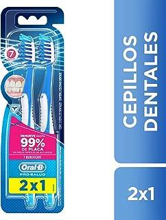 Oral-B Pro-Salud 7 Beneficios Cepillos Dentales 2 Unidades