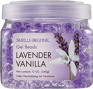 Smells Begone Odor Neutralizing Gel Beads- Lavender, 340 Gm