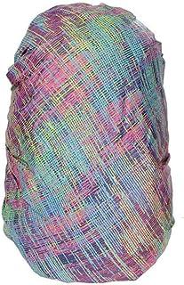 Cubierta de la Bolsa de Lluvia de Nylon 30-40L Mochila Impermeable antirrobo Cubierta de Polvo Caza Pesca Camping Bolsas de Viaje de protección