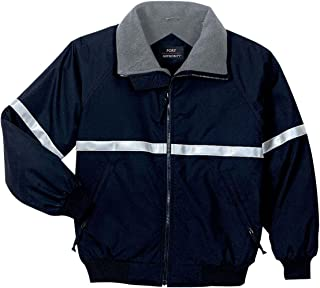 J754R Challenger Jacket with Reflective Taping