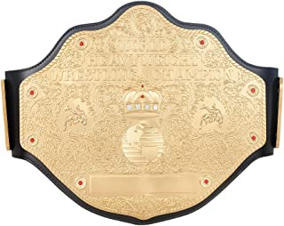 WWE WCW Heavyweight Championship Replica Title