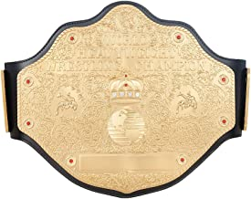 WWE WCW Heavyweight Championship Replica Title