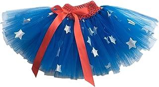 Baby Halloween Costumes Girls Superhero Tutu Skirt Wonder Outfit 0-6T
