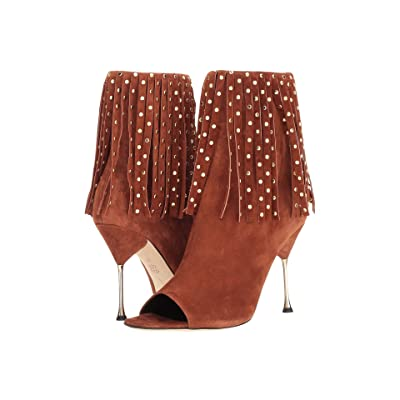 Brian Atwood Sophia (Whiskey Cashmere Suede) Women