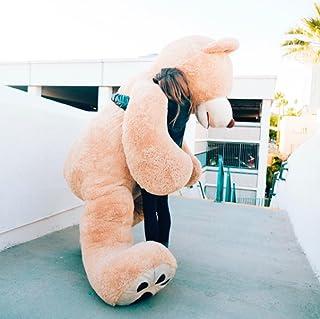 Bananair Gran Oso de Peluche 260 CM, Gigante Teddy Bear, Gran Juguete para Niños o tu Esposa (Diferentes tamaños y Modelos Disponibles)