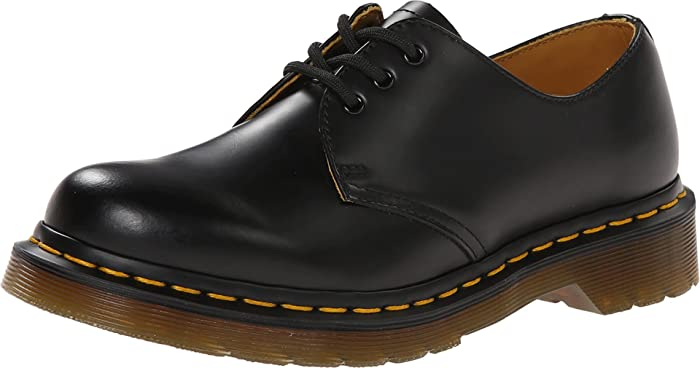Dr martens 1461 smooth leather oxford shoes | Doc martens