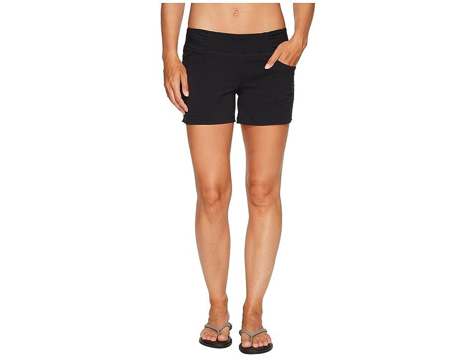Mountain Hardwear Dynamatm Short (Black 1) Women