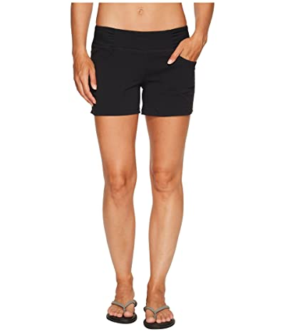 Mountain Hardwear Dynamatm Short (Black 1) Women
