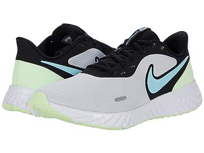 Nike Revolution 5 (Pure Platinum/Glacier Ice) Women