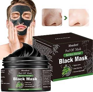 Blackhead Maske, Peel Off Maske, Blackhead Remover Maske, Mitesser Holzkohle Maske, Deep Cleanser Schrumpfen Poren, Entfernt Mitesser / Akne, Für reine glatte Haut