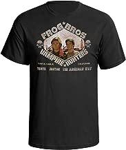Frog Brothers Vampire Hunters Mens Movie Inspired t Shirt [Apparel]