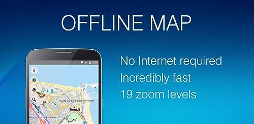 『中国 オフライン地図』のトップ画像
