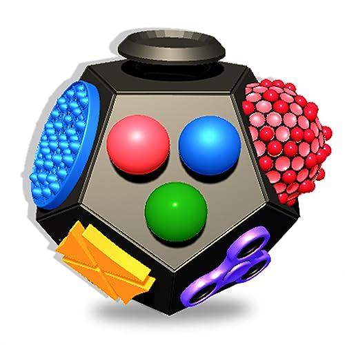 Sensory Fidget Toys Game! Antistress & Antianxiety
