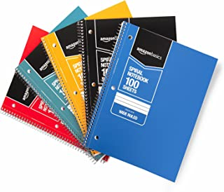 Best wide ruled spiral bound notebook Reviews